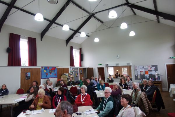 'Climate Action for Churches' at Capel y Nant, Clydach, Swansea.