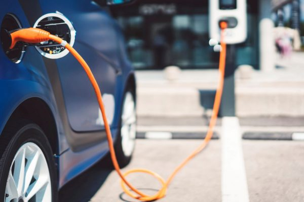 Electric vehicle charging points at sports clubs and community venues event