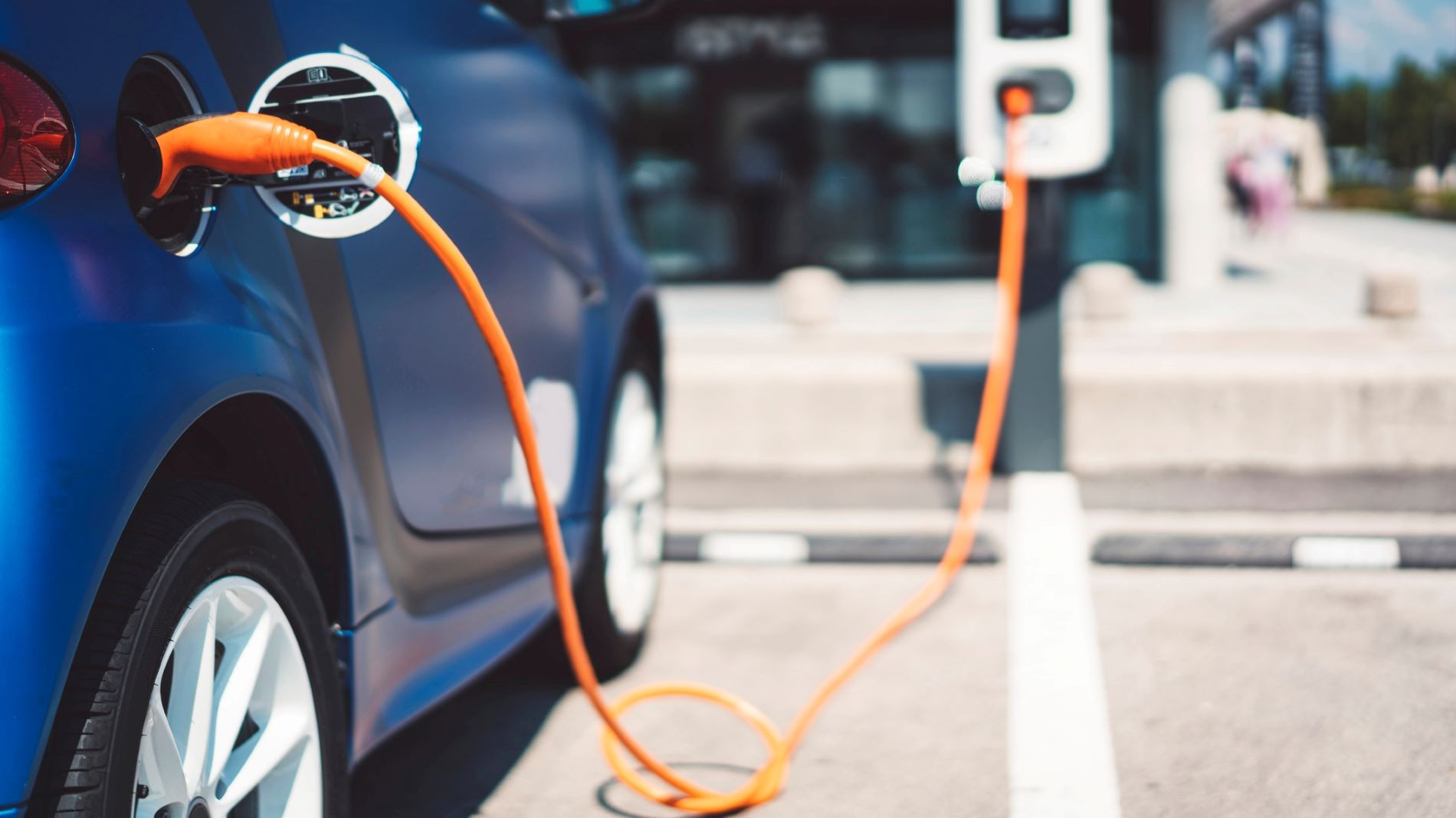 Electric Vehicle Charging points at Sports Clubs and Community Venues